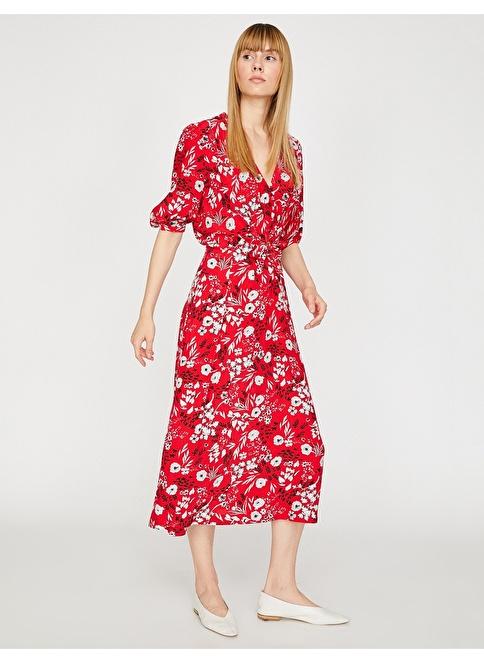059ae17427c24 Koton Kadın Elbise Beyaz Çizgili İndirimli Fiyat   Morhipo   21853521
